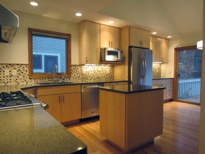 Kitchen remodel: ember way