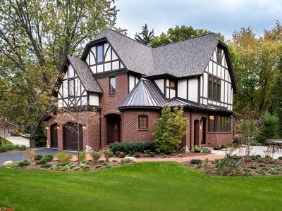 custom home: Belmont  ann arbor hills