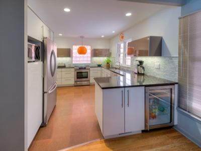 kitchen remodel: maywood