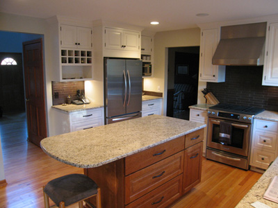 kitchen remodel: ann arbor polo fields