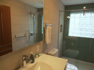 bathroom remodel: maywood ave.