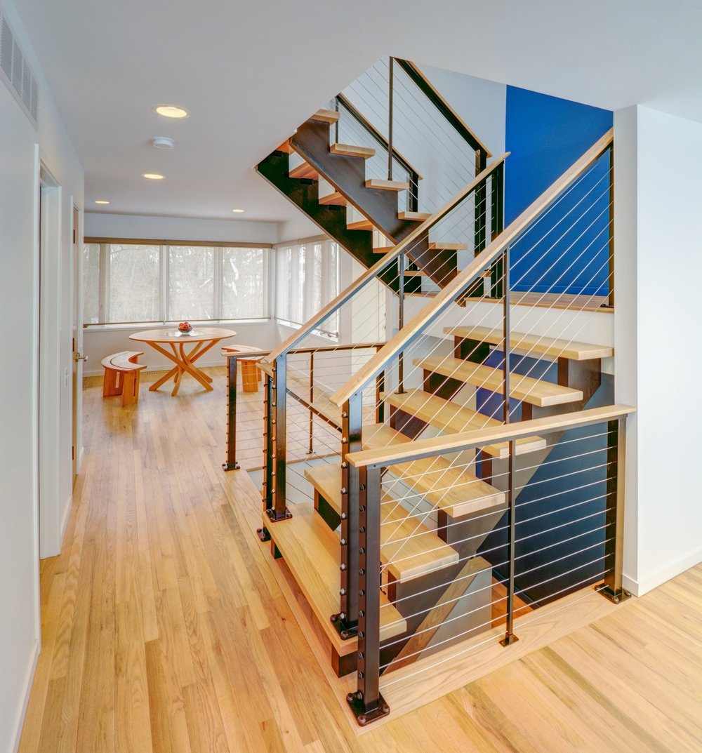 Case Study 8: See Through Stairs