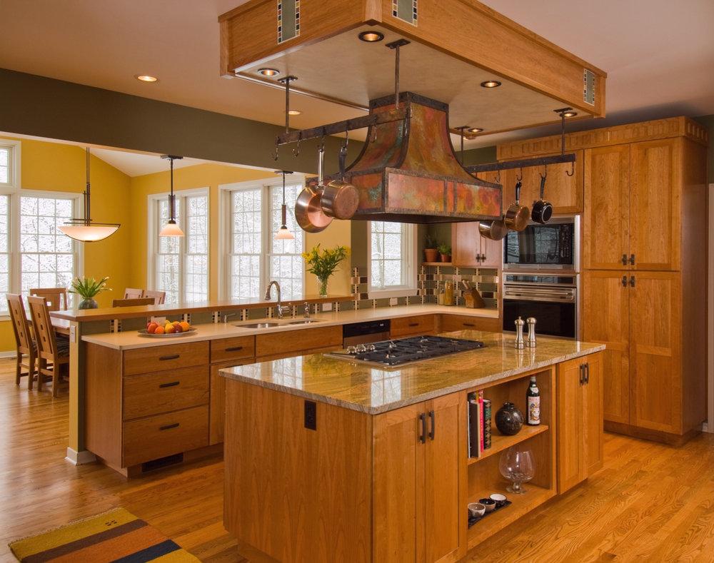 Case Study 3: Arts U0026 Crafts Kitchen