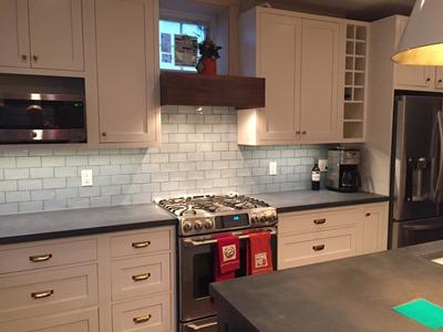 Kitchen renovation: granger ave.Ann Arbor