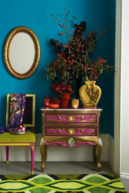 Vivid and colorful vignette-  (Click on picture to go to link)