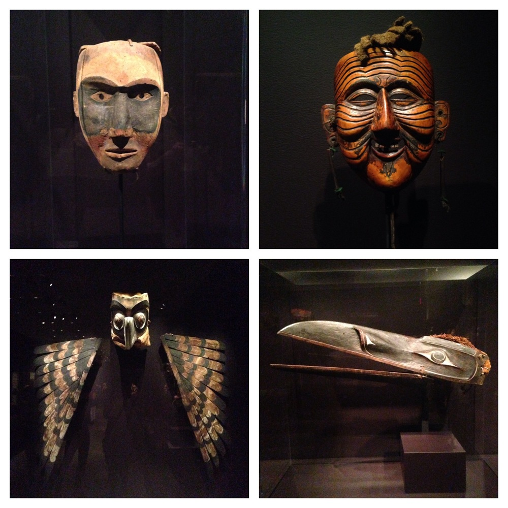 Exhibit - Becoming Another: The Power of Masks at the Rubin Museum, NYC