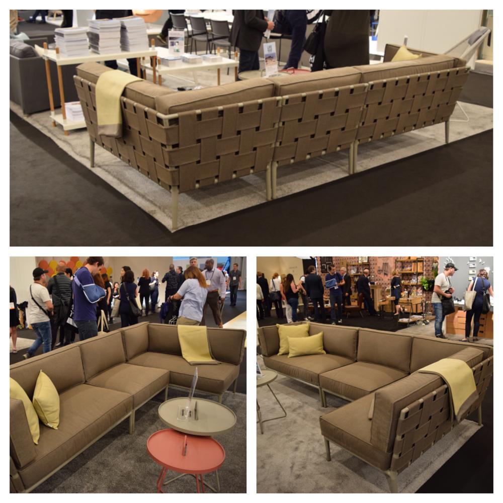ICFF,  Cane-Line  Furniture