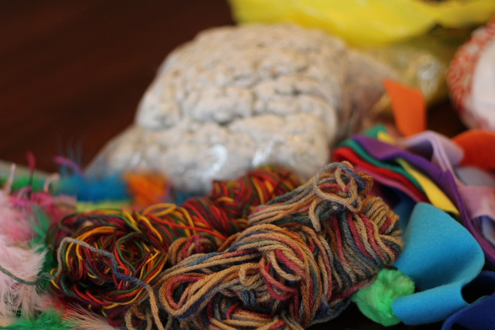 More Yarn and Nesting Fibers