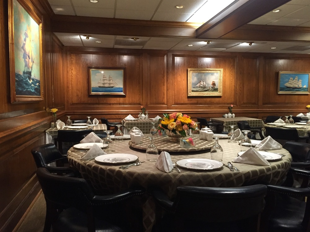 The West Wing Mess Hall