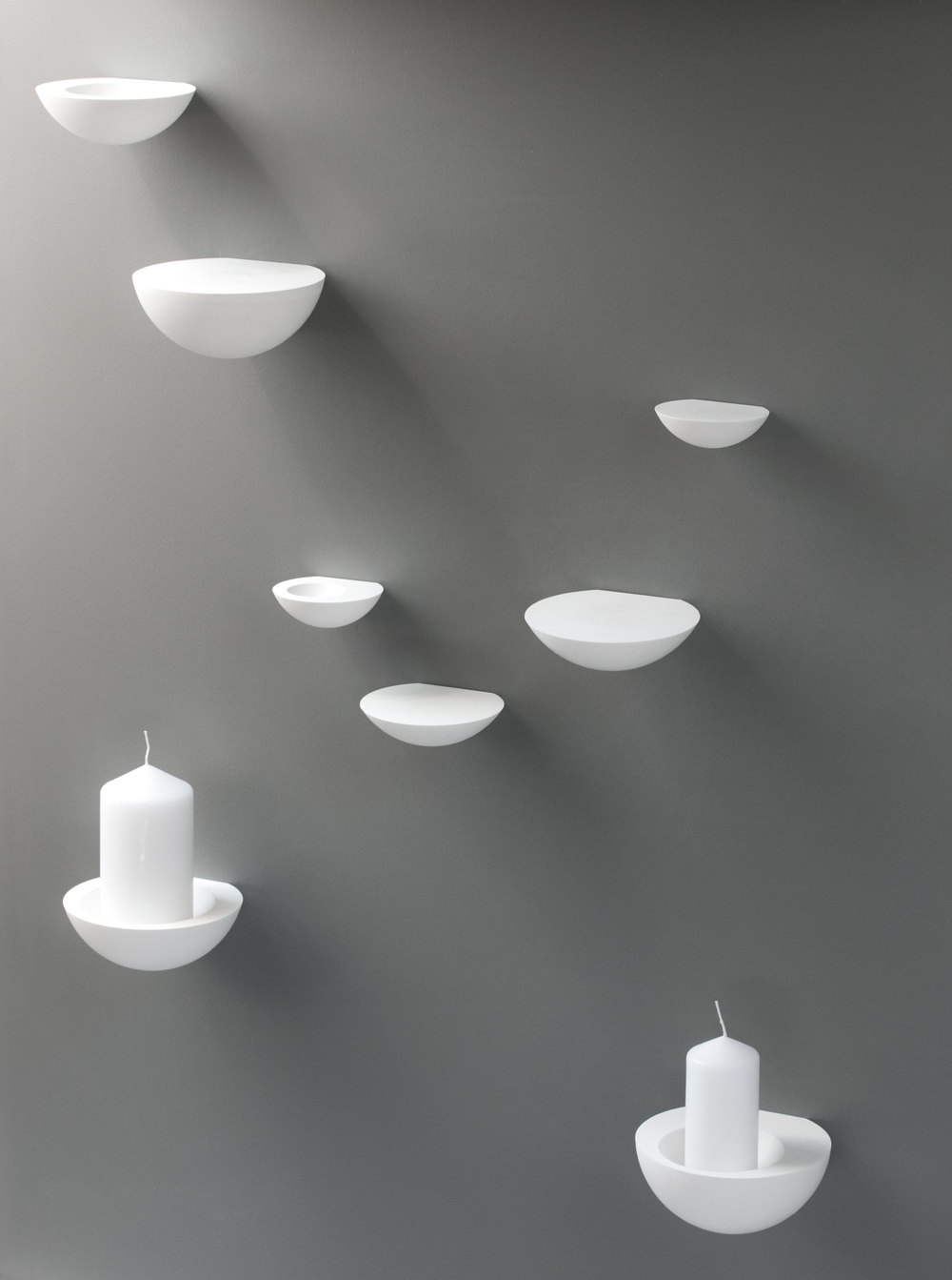 poast wall bowls candles