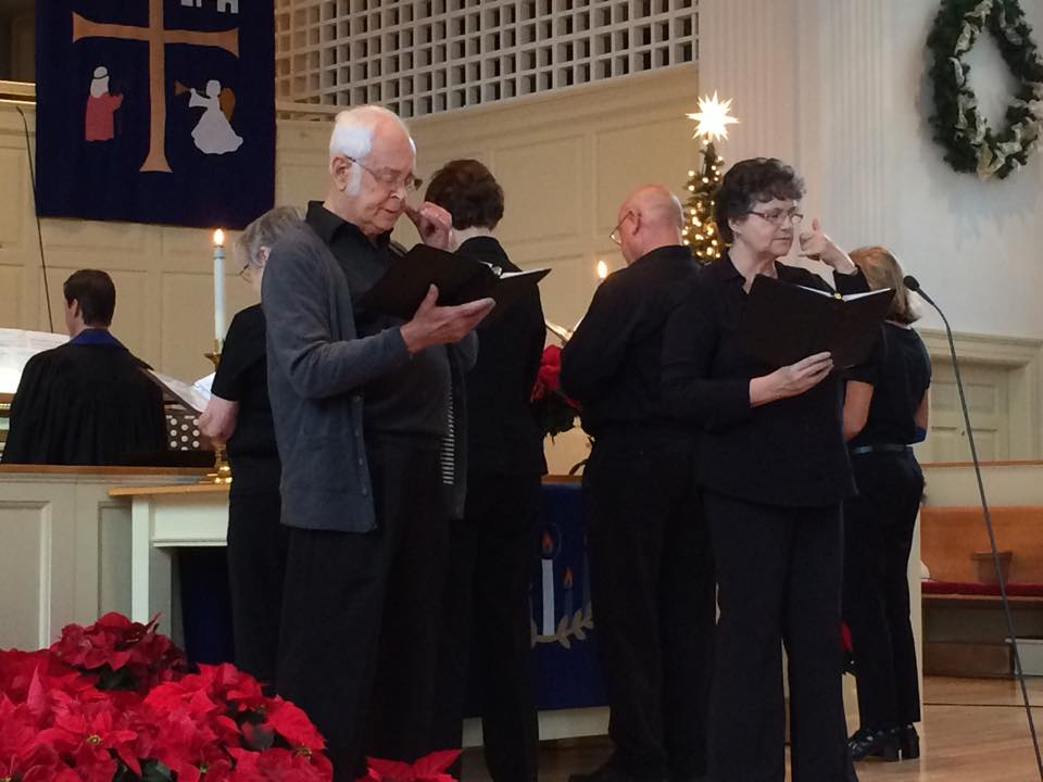 LPC troupers deliver a powerful message during the advent season in 2014