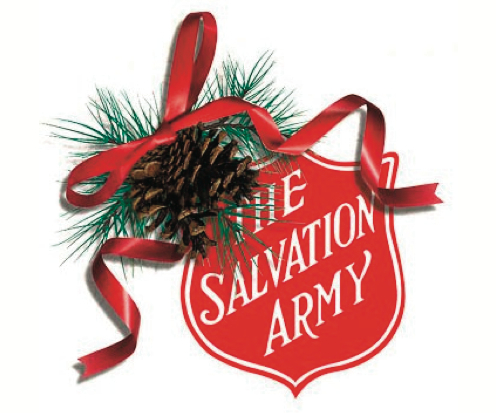 Image result for Salvation Army Stockings