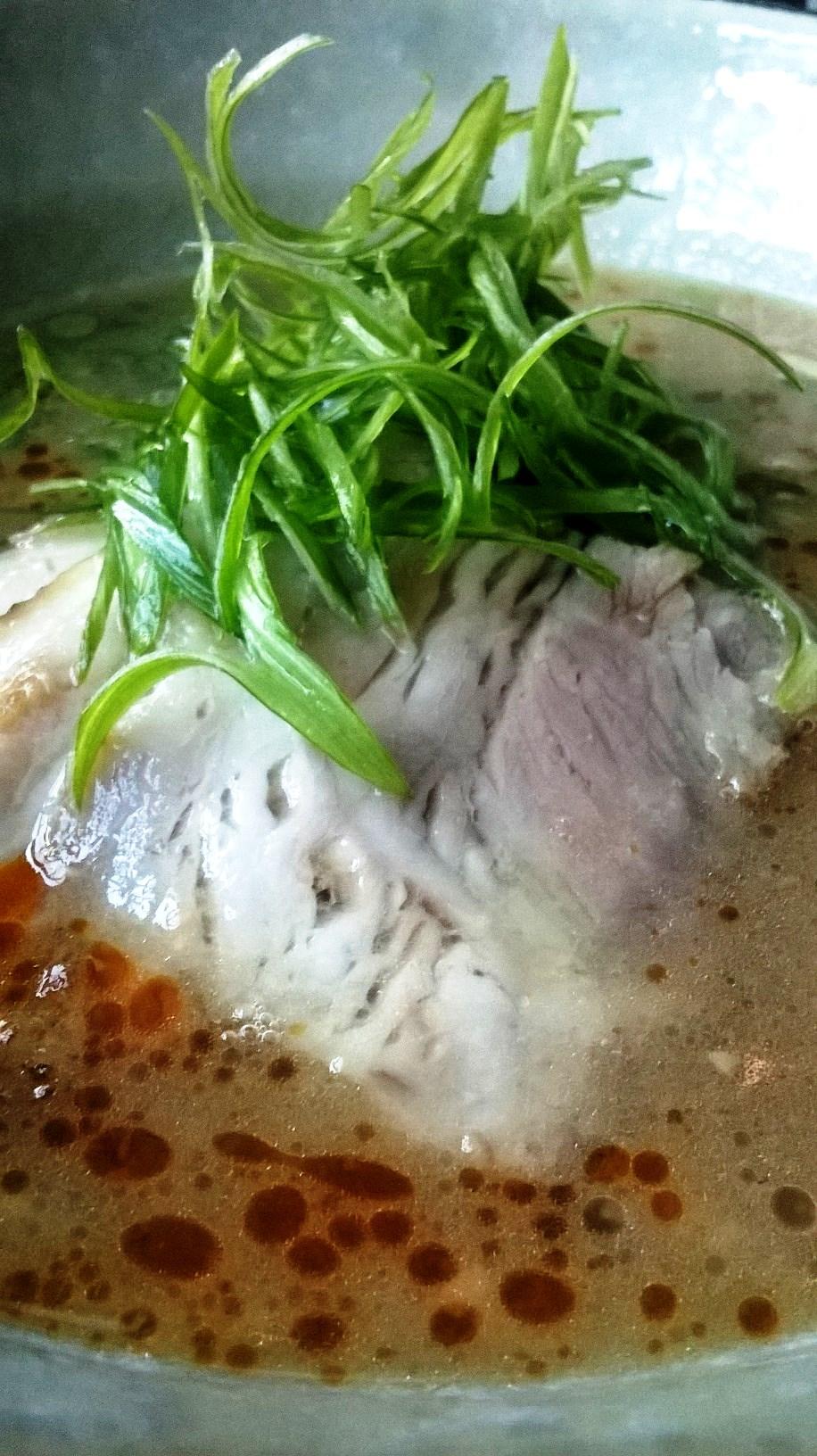 Pork Belly Tonkotsu Ramen
