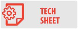 Tech Sheet | FSH2 AV Component Double Shelf Wall Mount