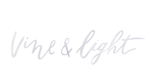 Vine and Light  |  Central Florida  | Wedding and Portrait Photography
