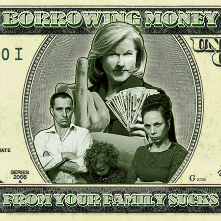 Epic Studios - Single - Borrowing Money From Your Family Sucks