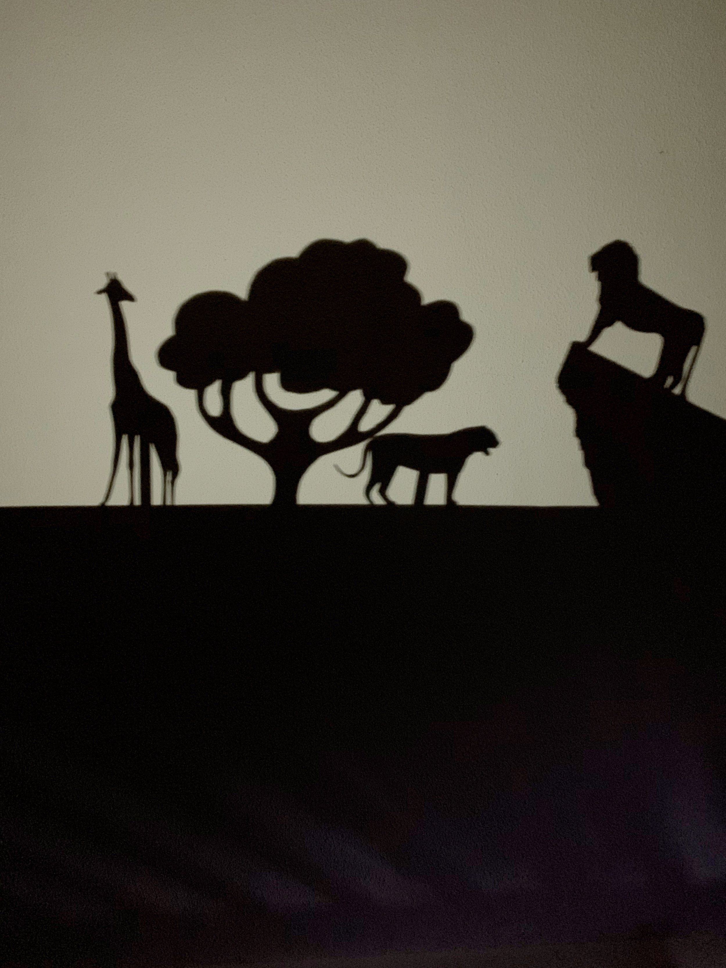 picture about Printable Shadow Puppets called Lion King Shadow Puppets (No cost PRINTABLE TEMPLATE) Blog site