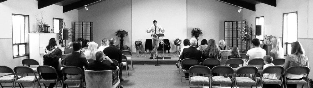 Cornerstone Bible Church Beginnings