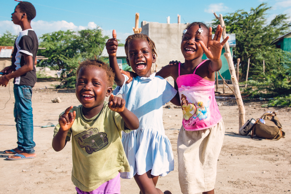 These joyful, fun-loving girls are on the waiting list.  They live in a community that is struggling to source water and food.  A local pastor has applied to have food supplied to their school, but feedONE is currently at capacity and can't support their request yet.