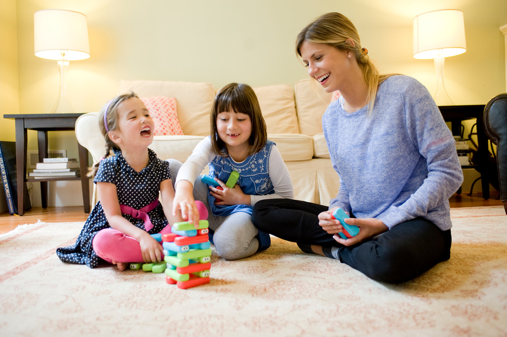 UrbanSitter   Find babysitters through your friends.   Learn More