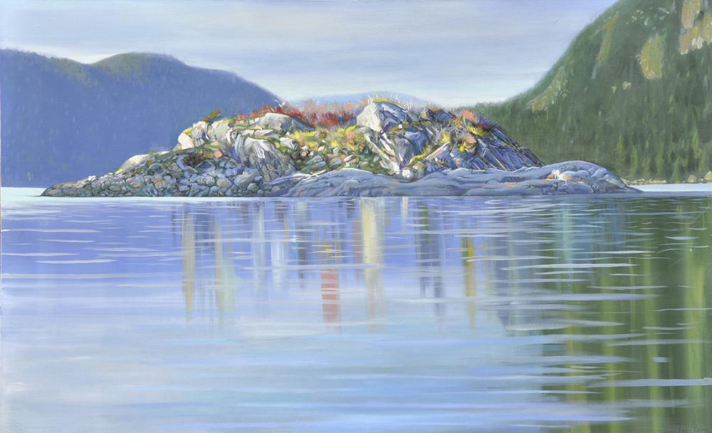 Talbot Islet II, Desolation Sound
