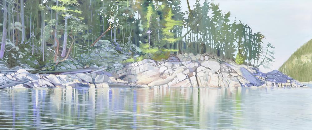 Talbot Cove Shoreline III