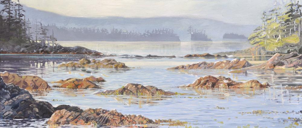 West Coast Shoreline