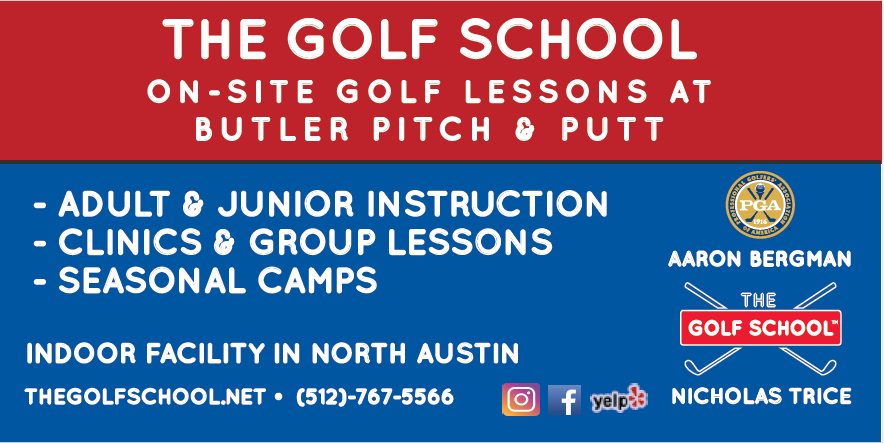 Coach nicholas teaches golfers of all ages and skill levels at butler pitch & putt
