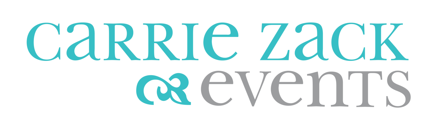Carrie Zack Events