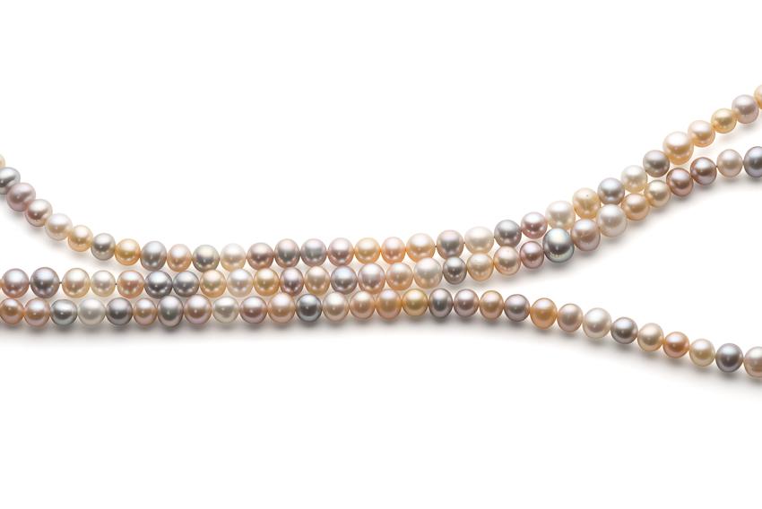 Süsswasser-Perlen