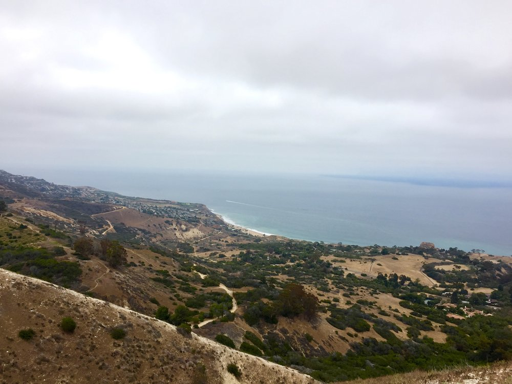 You may want to go on a hike to replenish both your body and mind. (Palos Verdes, CA)