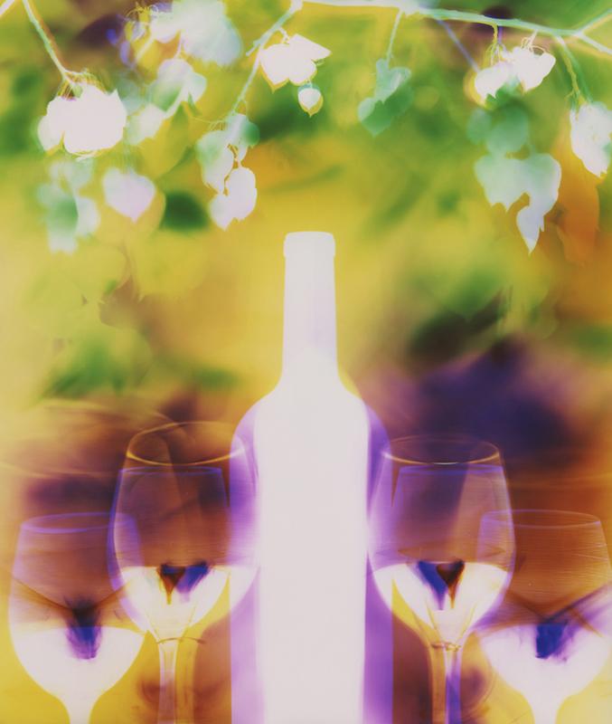 """Aspen & Wine"" - W59, 24x20."