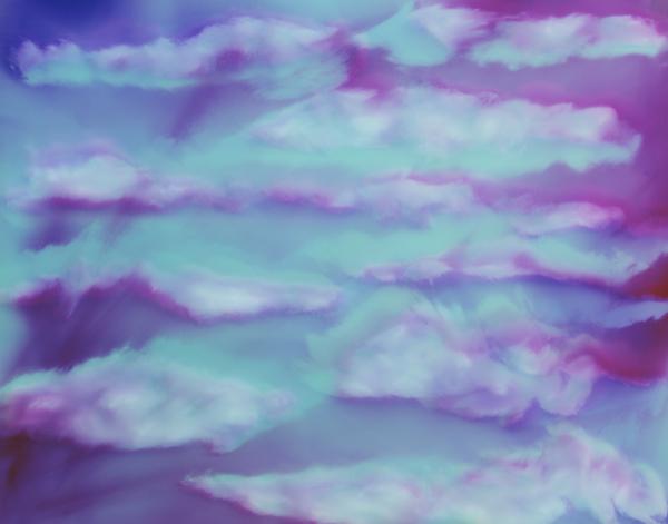 """""""Skyscape 15"""" - S15, 11x14"""