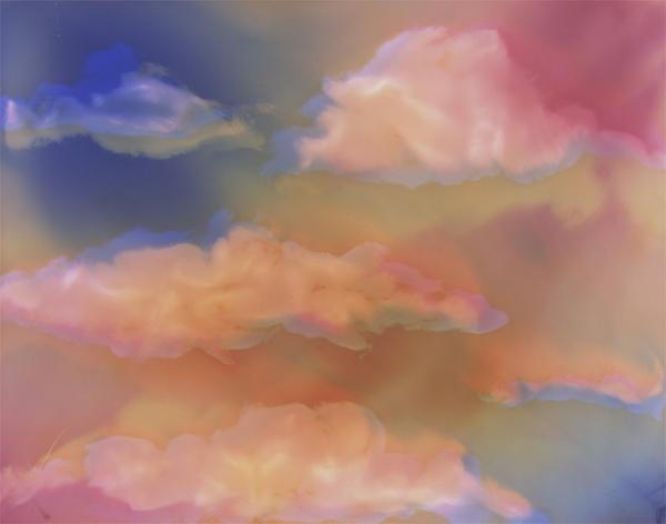 """""""Skyscape 23"""" - S23, 11x14"""