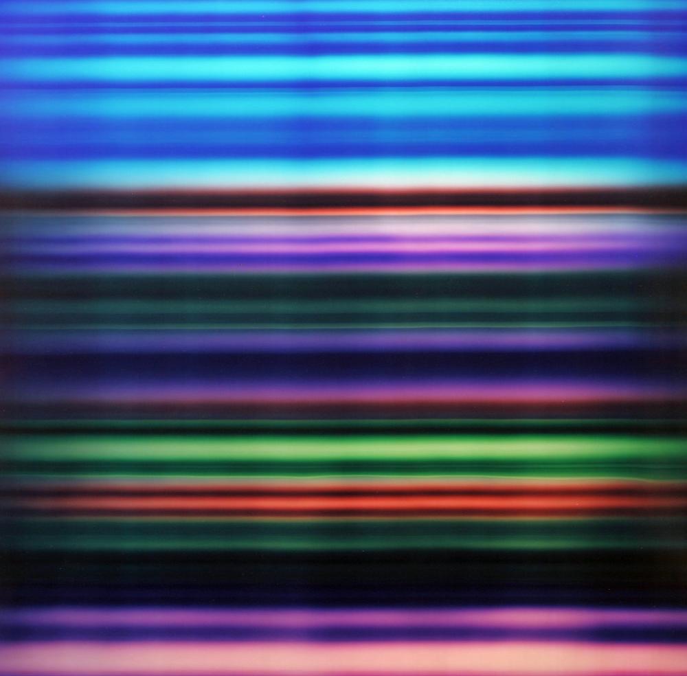 """""""Passing Landscape 7"""" - PL7, 20x20."""
