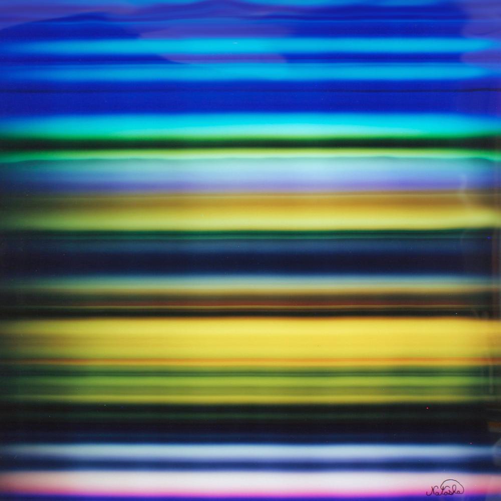"""""""Passing Landscape 15"""" - PL15, 20x20."""