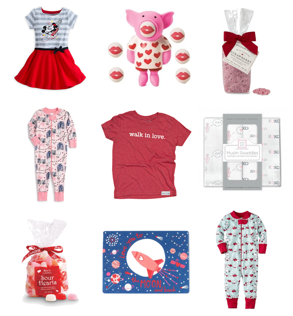 valentines gifts for kids