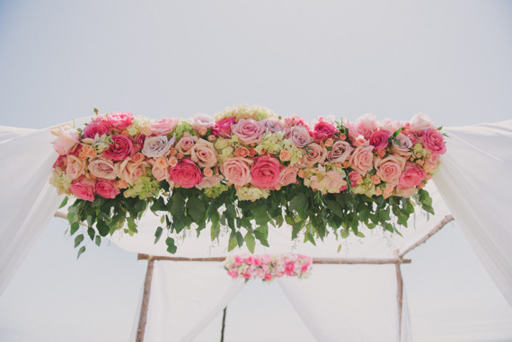 Beautiful Chuppah by Kate Healey
