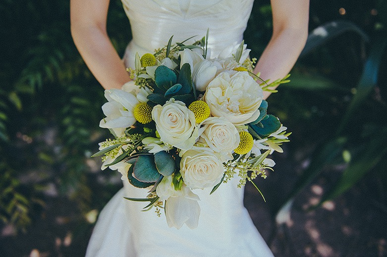 Kate Healey Designed Bridal Bouquet