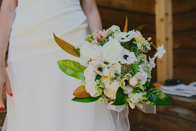 Bridal Bouquet Designed by Kate Healey