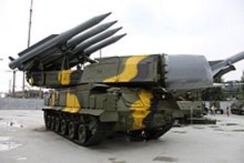 Buk Missile Launcher (Владимир Саппинен)