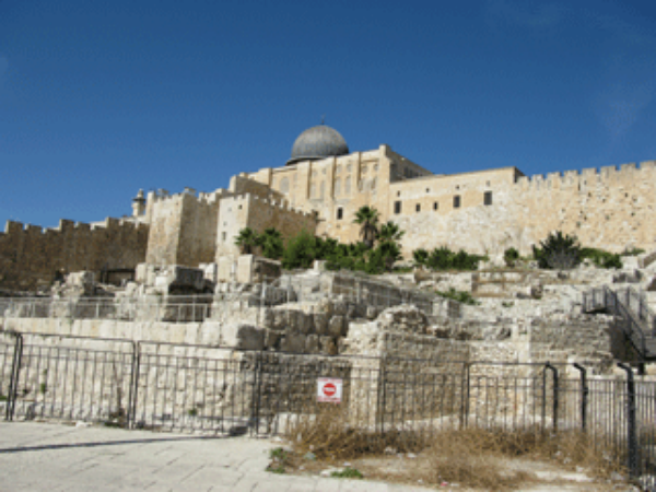 Jerusalem (photo by Dr. Thiel)