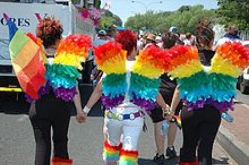 'Pride' parade