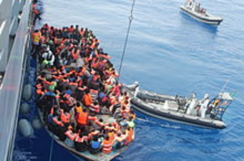 Boat Migrants to Europe