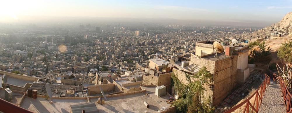Damascus (by Wurzelgnohm)