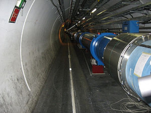 Large Hadron Collider Dipole Magnets (alpinethread)