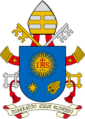 Francis' Papal Coat of Arms