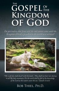 Gospel of the Kingdom of God booklet cover