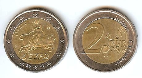 Europa coin