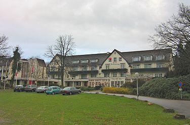 Bilderberg Hotel (M.M.Minderhoud)